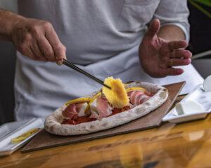 Pizza Gourmet Milano